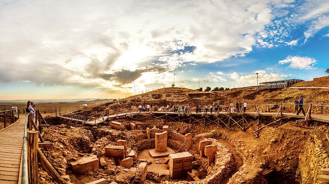 UNESCO Göbeklitepe'nin tanınmasına katkı sağladı
