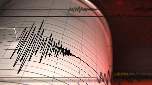 İran'da 5,7 şiddetinde deprem meydana geldi