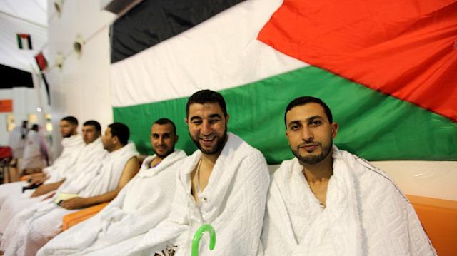 Suudi Arabistan'dan Filistinlilere hac hediyesi