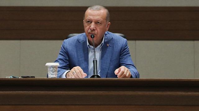 Cumhurbaşkanı Erdoğan'dan 'S-400' açıklaması