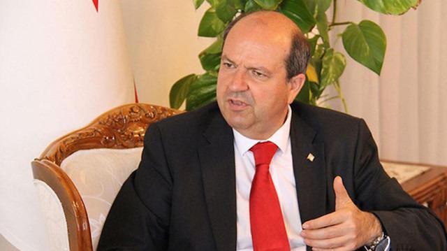 KKTC Başbakanı Tatar'dan AB'ye 'sondaj' tepkisi