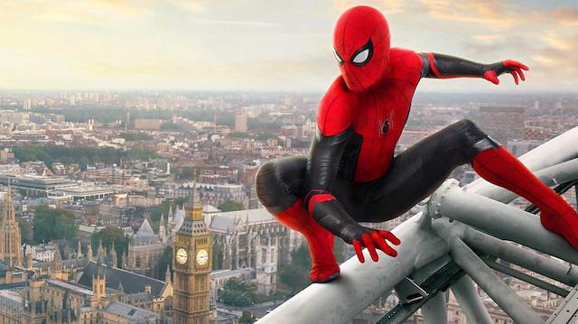 'Örümcek Adam: Evden Uzakta',  serinin en başarılı filmi oldu
