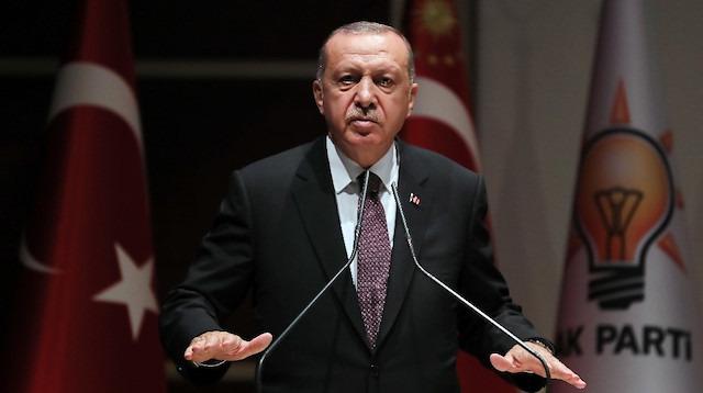 Cumhurbaşkanı Erdoğan'dan 'faiz' açıklaması