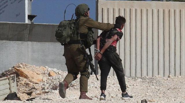 İsrail keyfi gözaltılarına devam ediyor