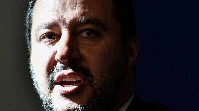 Salvini'ye gözdağı: 'Mermili zarf' yolladılar
