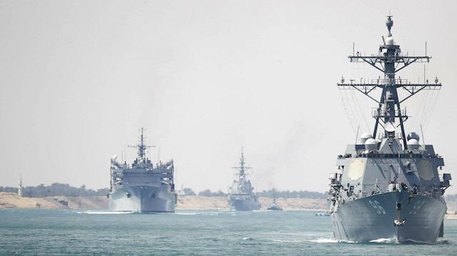 İngiltere'den Hürmüz Körfezi'ne yeni savaş gemisi