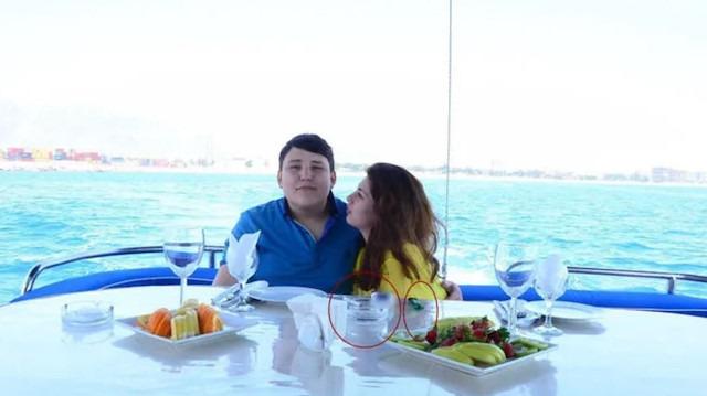 Mehmet Aydın'ın yat fotoğraflarının sırrı çözüldü