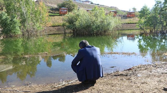 Yüksekova'da baraj gölünde kaybolan üç çocuğun cansız bedenine ulaşıldı