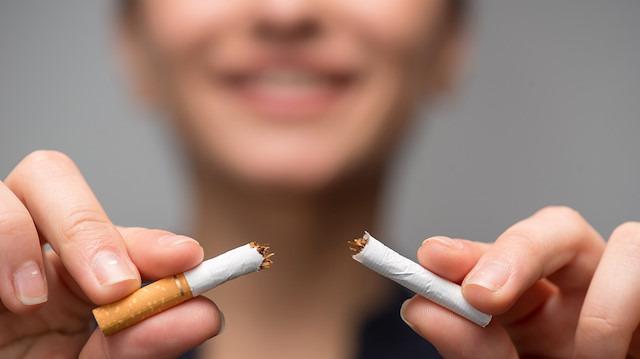 Sigarayı bırakmak için çaba harcıyorlar: Polikliniklerden 2,5 milyon kişi hizmet aldı