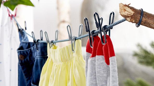 Aman dikkat: Çamaşırlarda kalan deterjan artıkları astıma yol açıyor