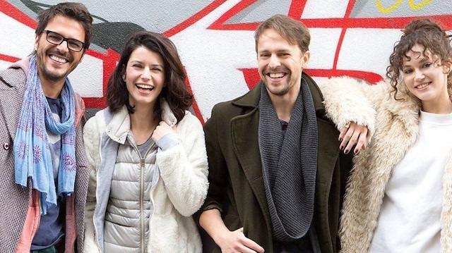 Netflix'in Türk dizisi Atiye'nin setinden yeni fotoğraf geldi