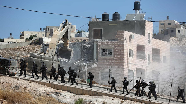 İsrail'e 'Kudüs' tepkisi