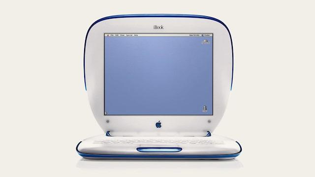 Tozlu Raflar: Apple iBook 20 yaşında!