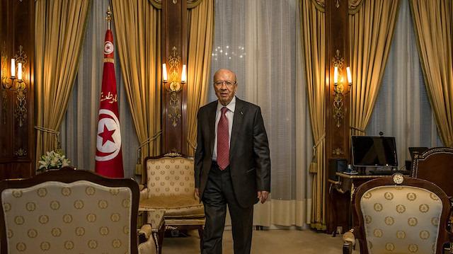 Tunus'un tarihi Sibsi vefat etti