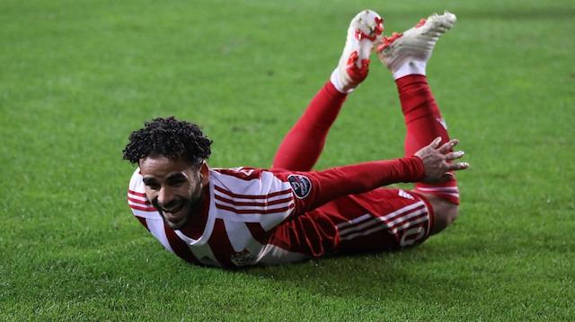 Beşiktaş'ta yeni transfer Douglas Pereira: Geçen sezon da gelmek istiyordum