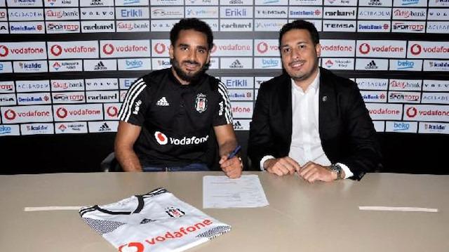 Douglas Pereira Dos Santos resmen Beşiktaş'ta