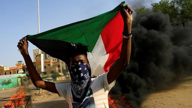 Sudan'da '3 Haziran raporu' protestoları