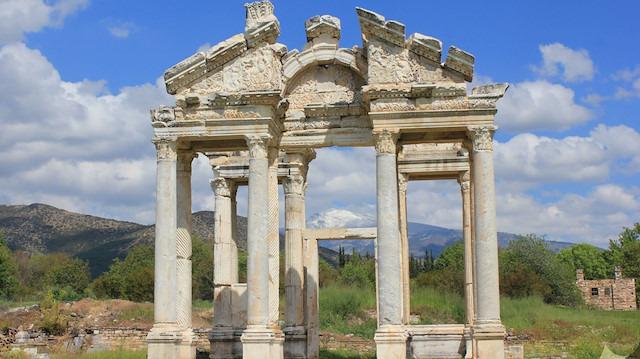 Türkiye'nin her köşesi değerli: Afrodisyas'ta hedef 300 bin ziyaretçi