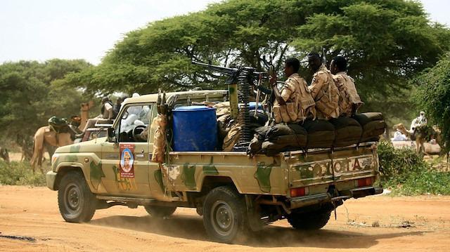 BAE'nin Sudanlı savaşçıları Libya'da