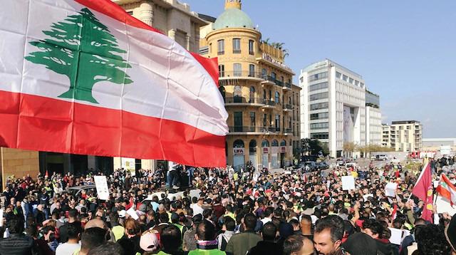 Lübnan'da siyasi dengeler tehlikede