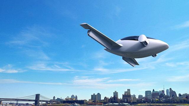 Cezeri 'Hava Taksi' olarak kullanılabilir