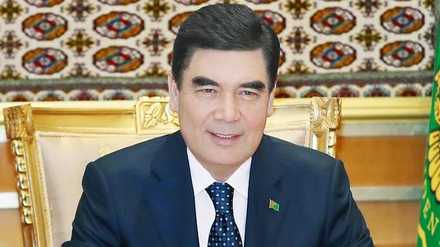 Türkmenistan liderinden 'ölmedim' videosu