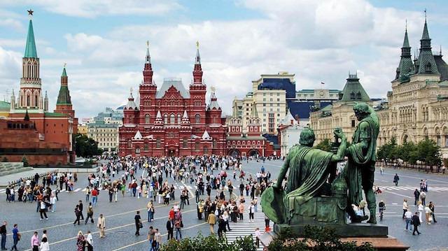 Yeşil ve gri pasaporta vizesiz Rusya dönemi başladı