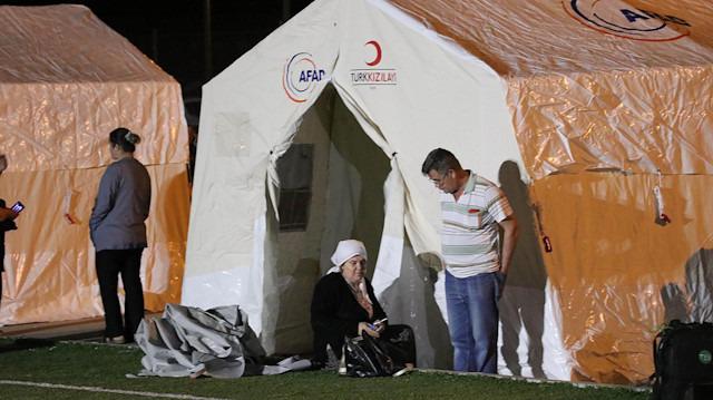 AFAD'dan Denizli için  500 bin TL'lik acil yardım ödeneği
