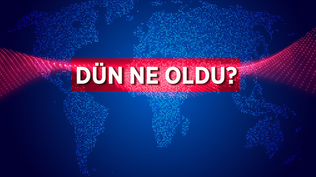 8 Ağustos 2019: 6 başlıkta Türkiye'de ve dünyada öne çıkan haberler