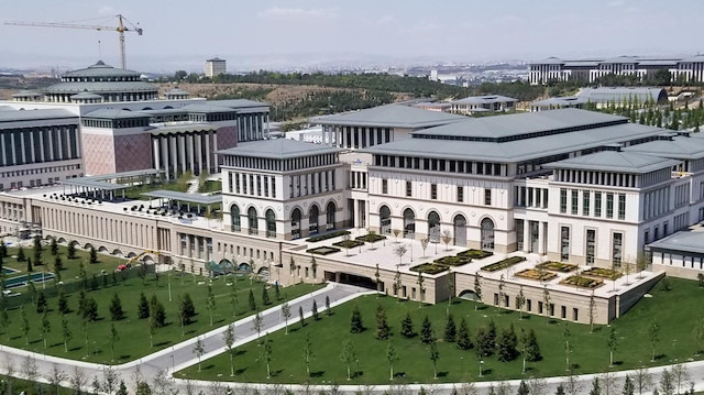 Cumhurbaşkanlığı Kütüphanesi'nde hedef '5 milyon kitap'