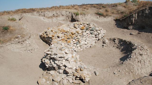 Niğde'deki kazı çalışmalarında Roma dönemine ait yaşam alanı bulundu