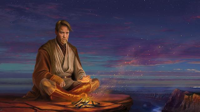 Star Wars efsanesi Obi-Wan Kenobi, Disney+ ile dönüyor