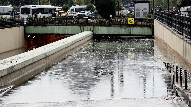 İstanbul Valiliği'nden 'yağış' uyarısı