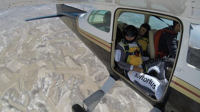 Gökyüzünün paraşütçüleri: Delianlılar Paraşüt Takımı