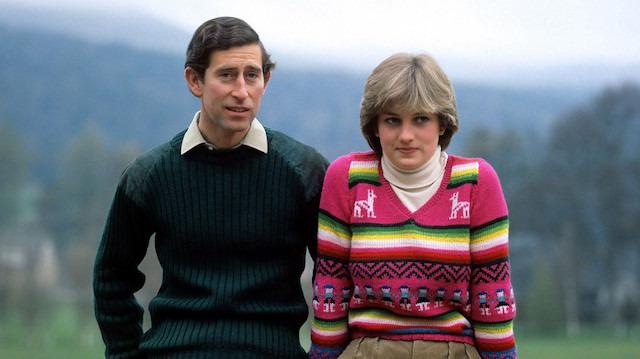 Prenses Diana ve Prens Charles'in evlilik hikayesi