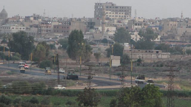 Suriye'deki YPG'li teröristleri telaş sardı!