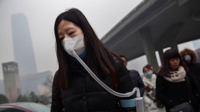 Hava kirliliğinin zararı bir paket sigarayla aynı