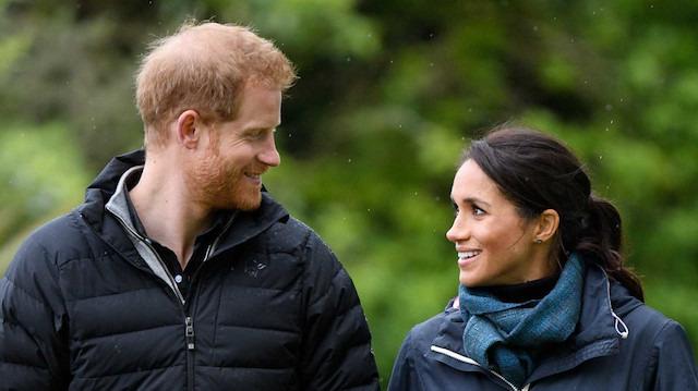Meghan Markle ve Prens Harry İngilizlerin diline düştü: Lüks tercihleri bıktırdı