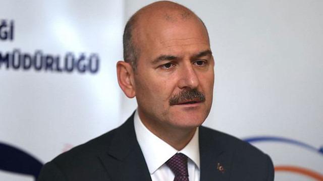 İçişleri Bakanı Süleyman Soylu: Bombalı eylem engellendi