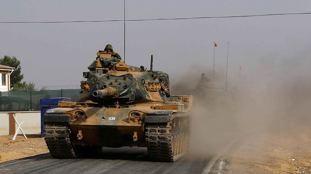 Suriye'ye askeri sevkiyat iddiası