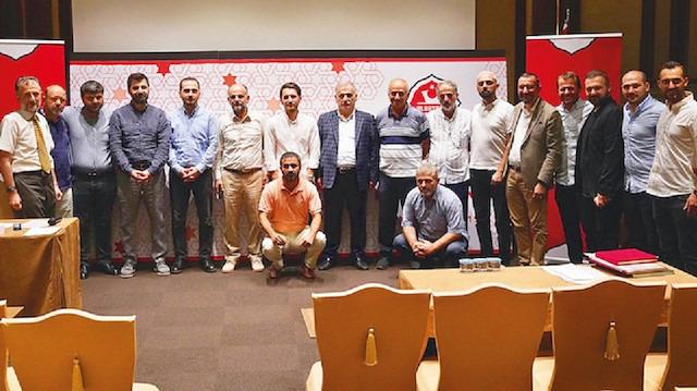 Albayrakspor'da yeni başkan: Hamza Albayrak
