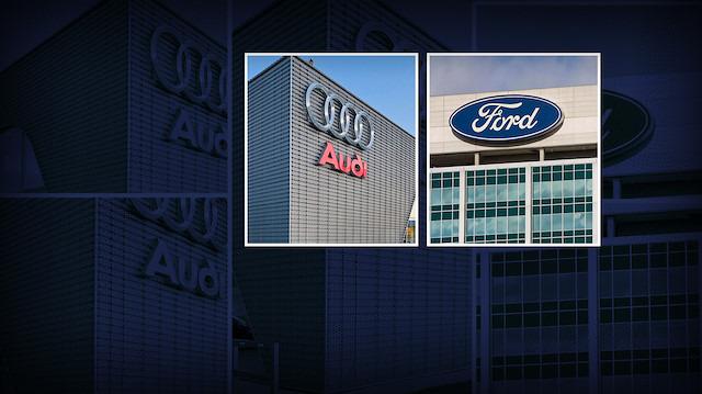 Sürücüsüz araç modası ortaklık getirdi: 'Audi ve Ford birleşiyor'
