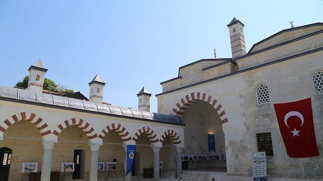 Fatih Sultan Mehmet'in eğitim aldığı Saatli Medrese açıldı