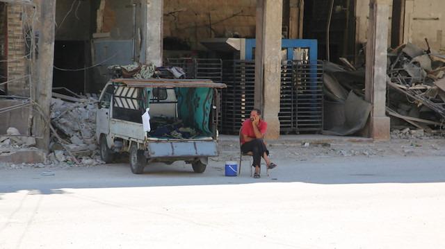 Esed rejiminin yeni hedefi Maaret El Numan
