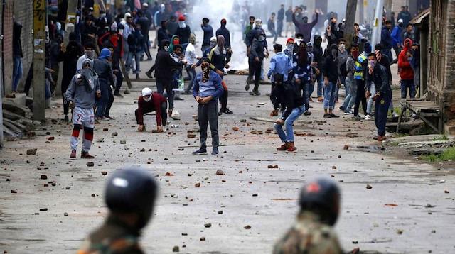 Keşmir'de ölenler hayalete dönüşüyor