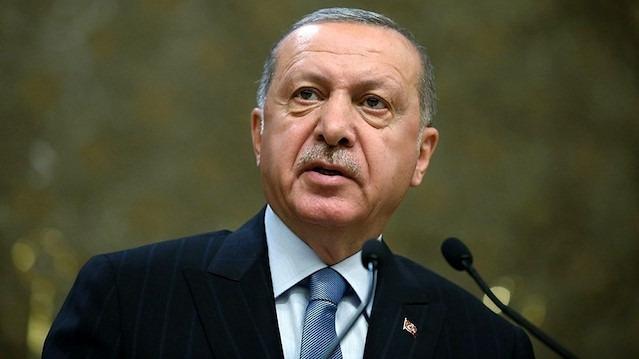Cumhurbaşkanı Erdoğan, günübirlik çalışma ziyareti için Rusya'ya gitti