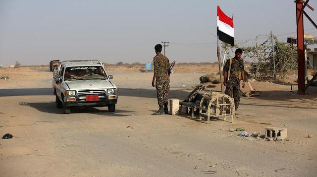 Aden Havalimanı'nın kontrolü hükümete geçti