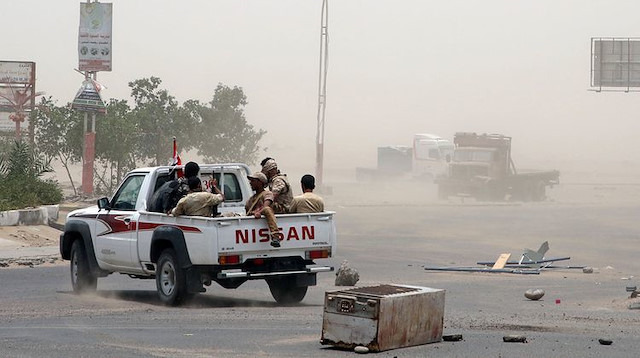 BAE, Yemen ordusunu hedef aldı: 30 ölü