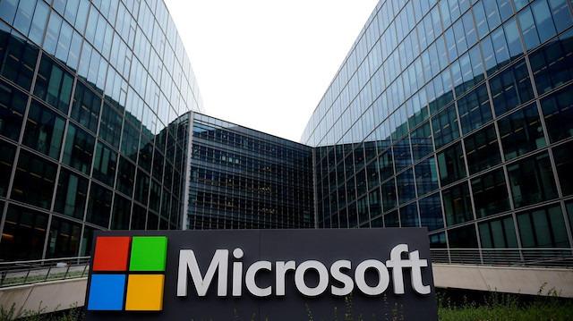 Microsoft'un paylaştığı görsel kafaları karıştırdı