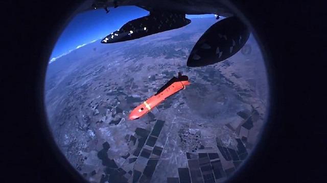 SOM-B2 ilk atış testini başarıyla tamamladı